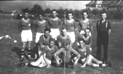 Bild 4 Mannschaftsfoto 1945 (2)