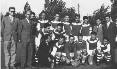 Bild 4 Mannschaftsfoto 1962