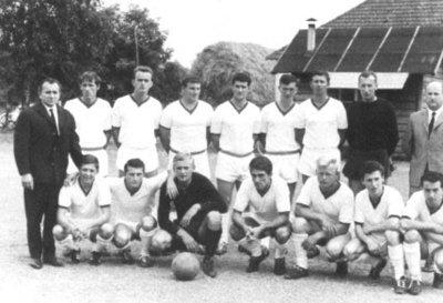 Bild 15 Mannschaftsfoto 1967