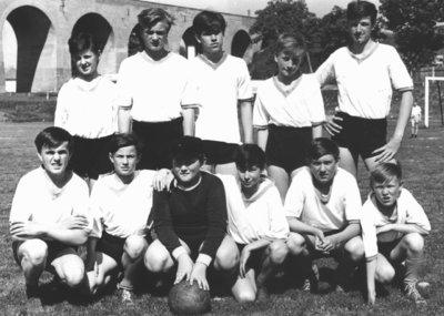 Bild 11 Schülermannschaft Mai 1966