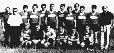 Bild 8 Kaderfoto 1964/65