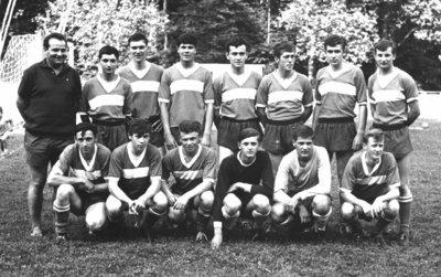 Bild 10 Juniorenmeister 1966