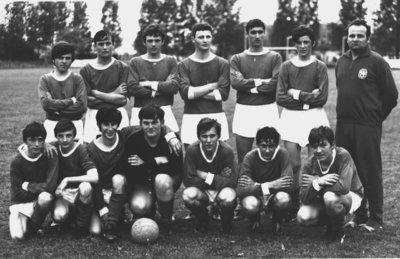 Bild 19 Juniorenmeister 1969