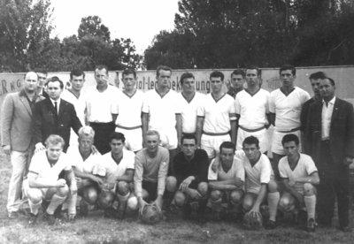 Bild 7 Mannschaftsfoto 1964