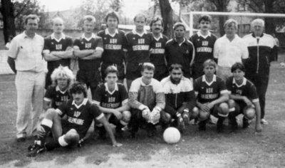 Bild 10 Kaderfoto 1988/89