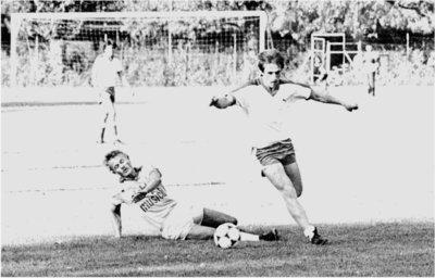 Bild 6 Siegendorf - Neuberg 1-2 (1983)