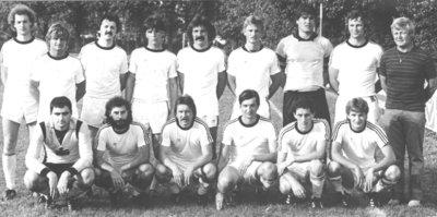 Bild 3 Meistermannschaft 1983