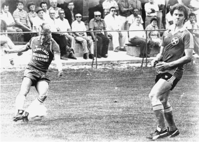 Bild 4 Siegendorf - Andau 4-0 (1983)