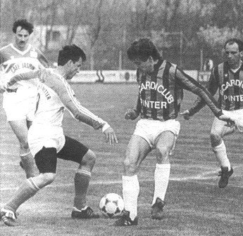 Bild 3 Siegendorf - Neusiedl 1992