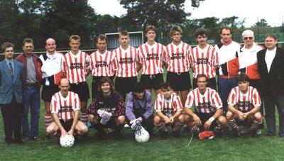 Bild 8 Meistermannschaft 1992
