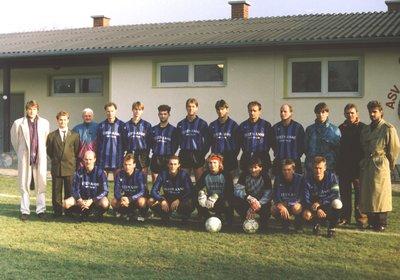 Bild 6 Meistermannschaft 1992