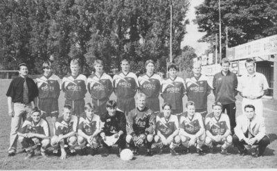 Bild 2 Mannschaftsfoto Frühjahr 1997