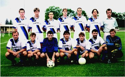 Bild 7 Mannschaftsfoto Herbst 1998