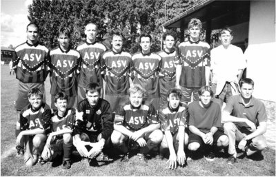 Bild 3 Reservemannschaft 1997