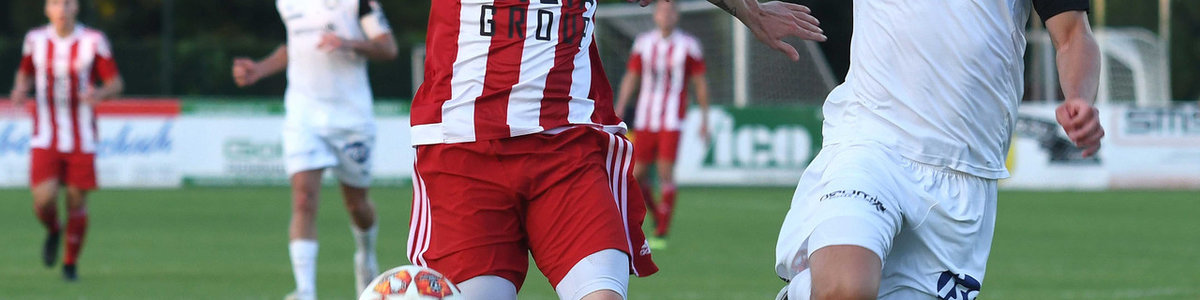 ASV Siegendorf - Wiener Sport-Club 2:3