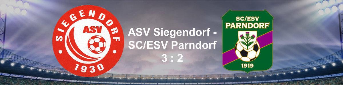 ASV fügt Parndorf erste Niederlage zu!