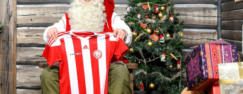 ASV goes Weihnachtsmann