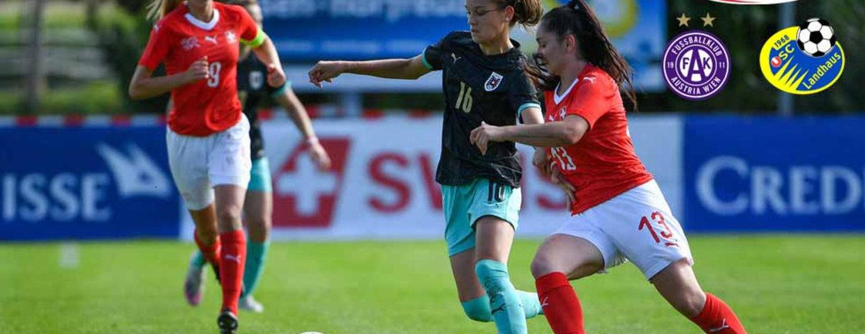 U17-Frauen-Nationalteam testet in Siegendorf
