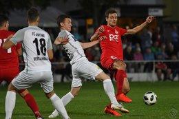 ASV Siegendorf - FC Deutschkreutz 3:0