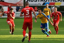SC Pinkafeld - ASV Siegendorf 1:0
