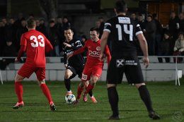 ASV Siegendorf - SV Neuberg 1:1