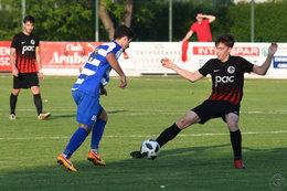 U23-Teams trennen sich in einem packenden Derby 3:3