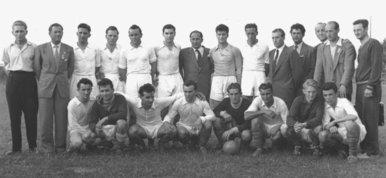 Bild 13 Mannschaftsfoto 1955