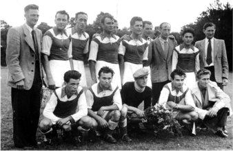 Bild 12 Meisterelf 1954
