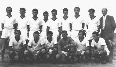 Bild 16 Mannschaftsfoto 1960
