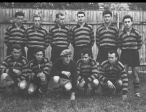 Bild 15 Mannschaftsfoto 1957