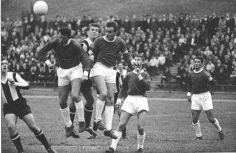 Bild 12 Spiel in Eisenstadt 1966