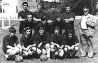 Bild 22 Reservemeister 1970