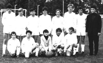 Bild 32 Jugendmannschaft 1970