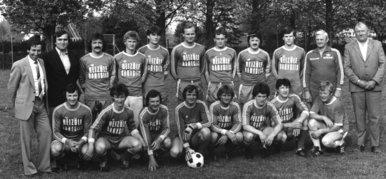 Bild 37 Meistermannschaft 1980