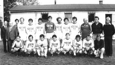 Bild 36 Mannschaftsfoto 1978