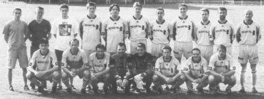 Bild 11 Mannschaftsfoto 1998